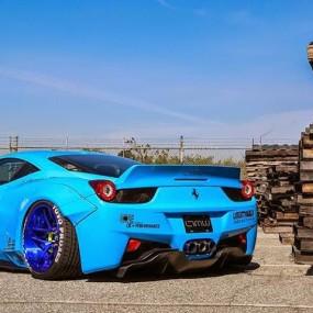 Blue Ferr 1
